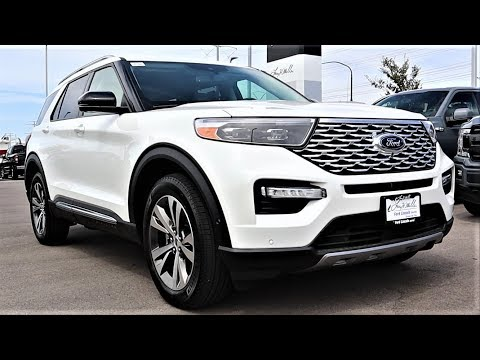 2020 Ford Explorer: First Drive In The New Explorer!