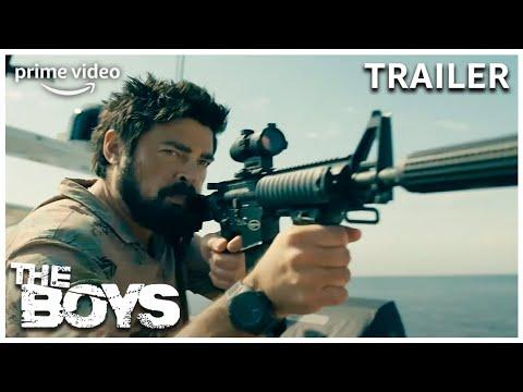 The Boys - Seizoen 2 | Trailer | Amazon Prime Video NL