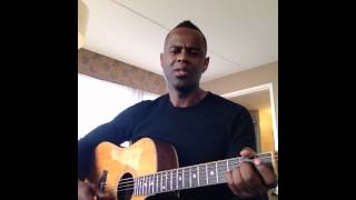 "brian mcknight guitar and vocal tutorial ""cherish"""