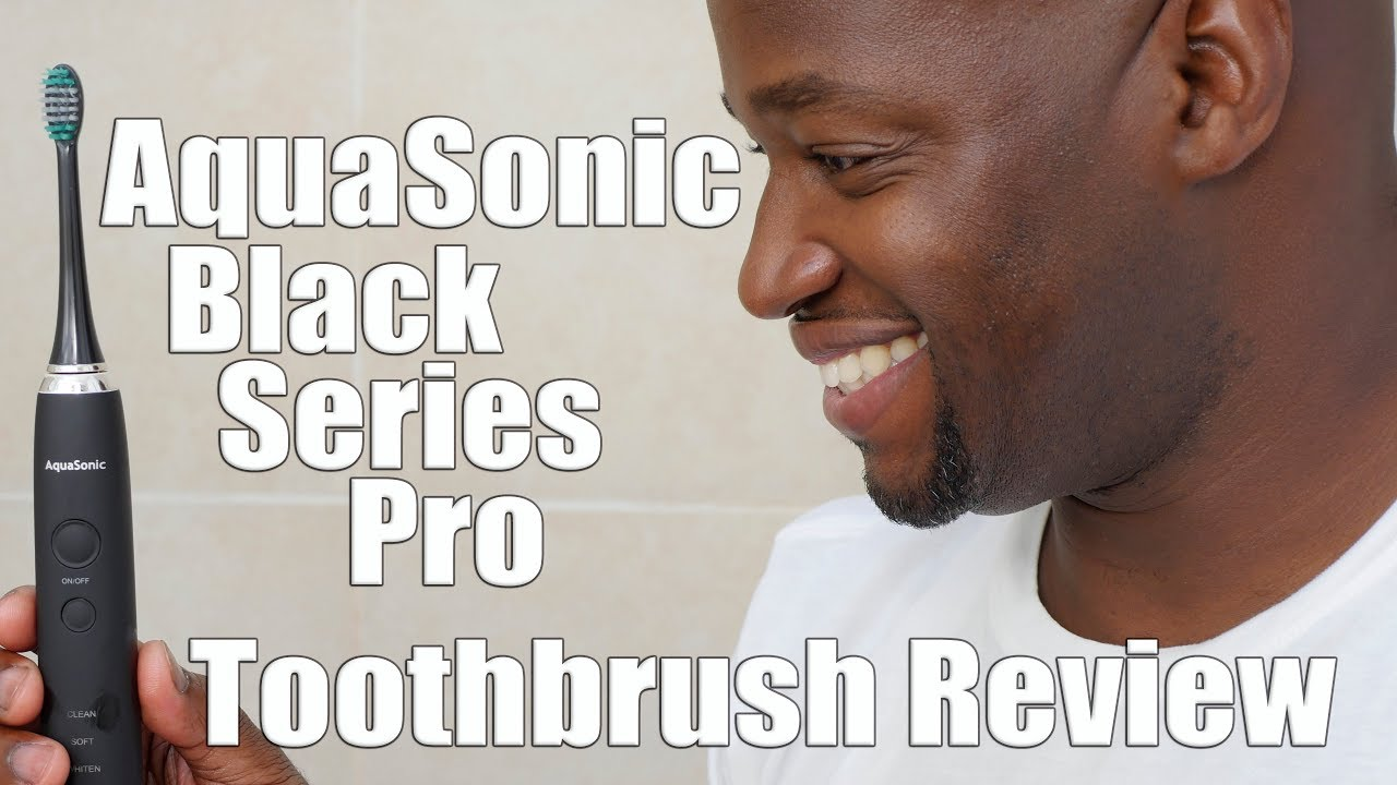 AquaSonic Whitening Toothbrush Review