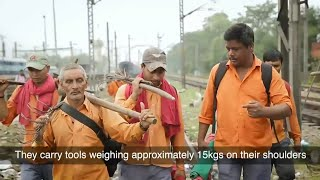 LIFE OF GROUP D STAFF IN RAILWAY PART-1
