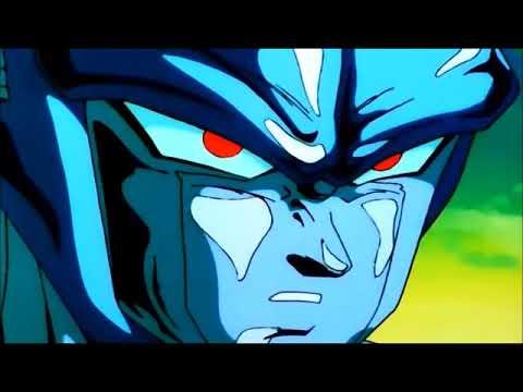 Goku And Vegeta Vs Metal Cooler (full Fight)