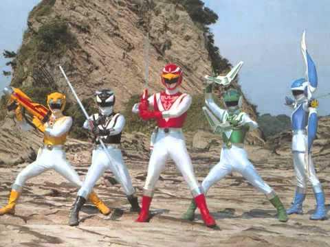 Choujuu Sentai Liveman (INSTRUMENTAL VERSION)
