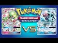 Zoroark GX / Gardevoir GX vs Alolan Ninetales - Pokemon TCG Online Game Play