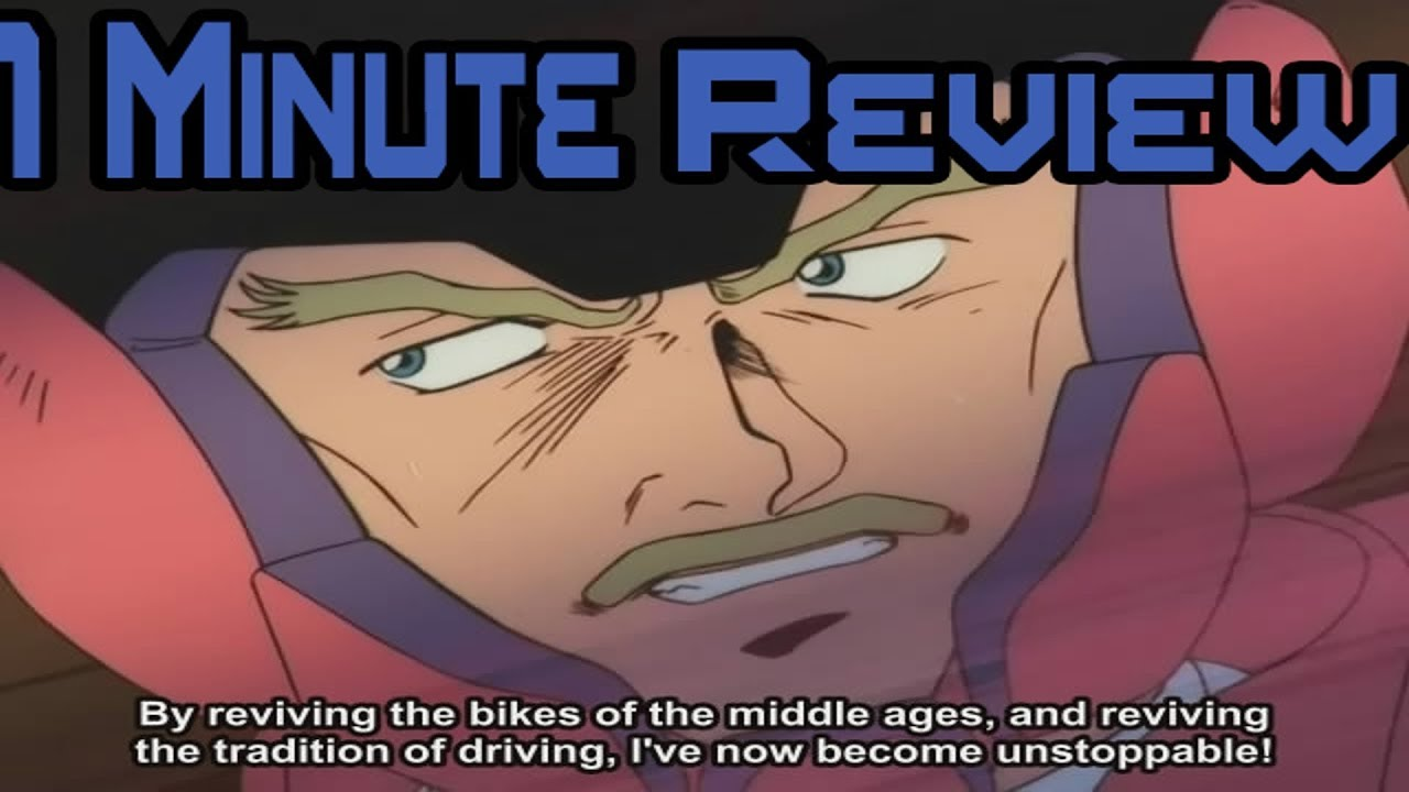 1 Minute Anime Review Gundamthon: Mobile Suit Victory Gundam