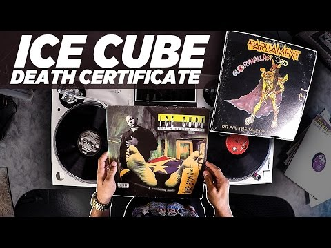 25th Anniversary of 'Ice Cube - Death Certificate'