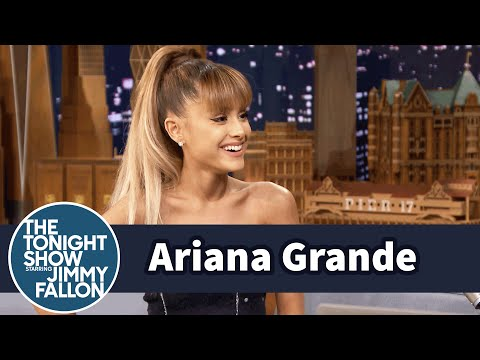 Ariana Grande on Her VMA Performance, Dangerous Woman Tour and Hairspray Live!