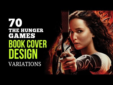70 The Hunger Games Book Cover Design Variations