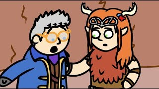 Critical Role Animated: One Armed Percy (Campaign 1, The Search For Grog)