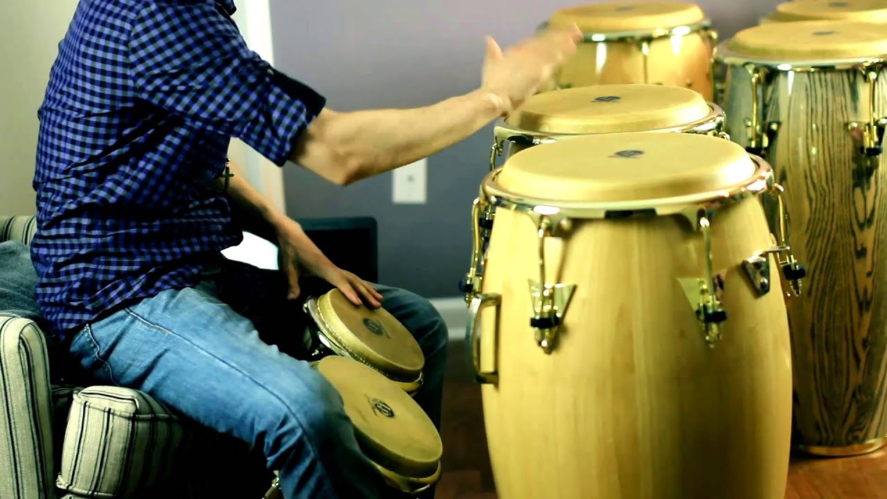 how to play congas and bongos at the same time como tocar congas y bongo pattern nate torres. Black Bedroom Furniture Sets. Home Design Ideas