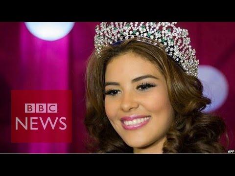 Miss Honduras Maria Jose Alvarado found dead - BBC News