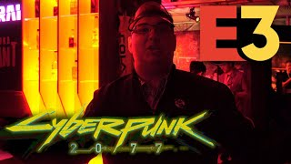 Cyberpunk 2077 с E3 2019. Новые впечатления от самой ожидаемой РПГ
