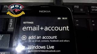 Gambar cover There is a problem with your live ID-Nokia Lumia