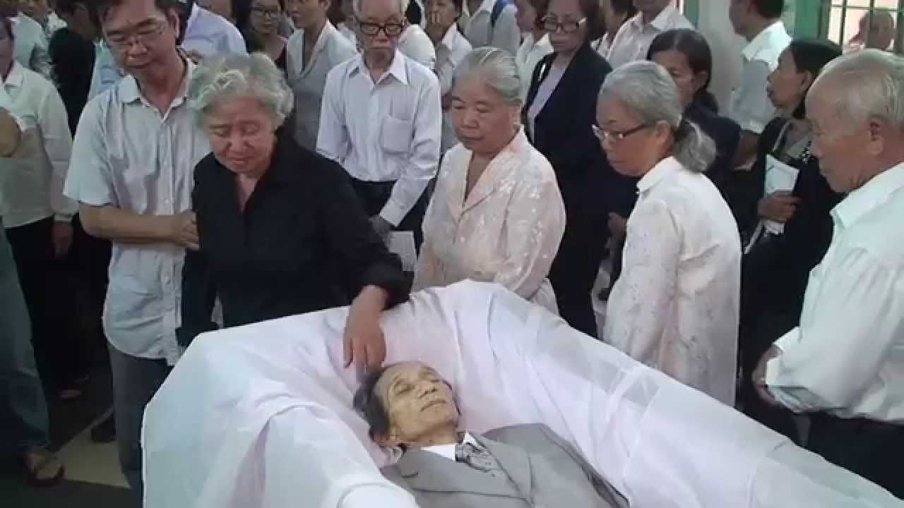 Tang lễ Mục sư Trần Công Tấn – Phần 1: Lễ Nhập Quan – 22/6/2015