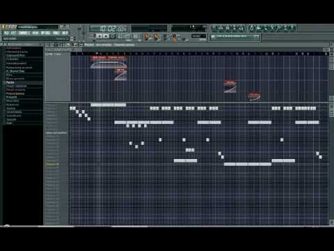 Fl Studio My First Techno Song