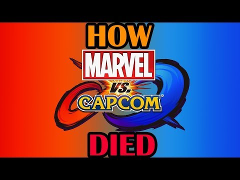 The Life and Death of Marvel Vs Capcom Infinite