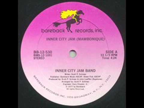 Inner City Jam Band - Inner City Jam Band (Mambonique) - 1977