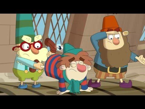 7 гномов - Очень важная штуковина/ Чихун и листья - Сезон 1 Серия 19 | Мультфильмы Disney