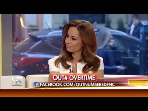 Sandra Smith, Lisa Boothe, Julie Roginsky, Harris Faulkner 11-1-16