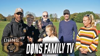 DONS FAMILY TV | KENT CUP ROUND 2
