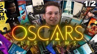 Oscars 2019 - Partie 1 : Les 18 Films en Compétition (Green Book, Roma, The Favourite, Miraï...)