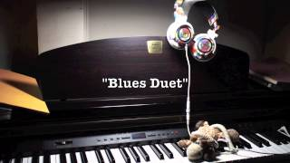 """""""08. Blues Duet"""" from Microjazz II by Christopher Norton"""