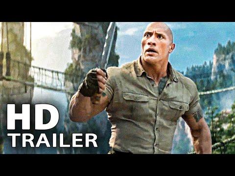 JUMANJI: The Next Level Trailer Deutsch German (2019)