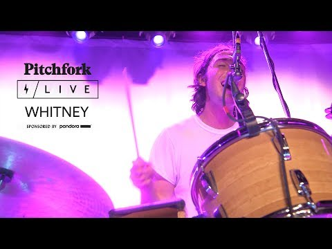 Whitney @ Brooklyn Steel | Pitchfork Live