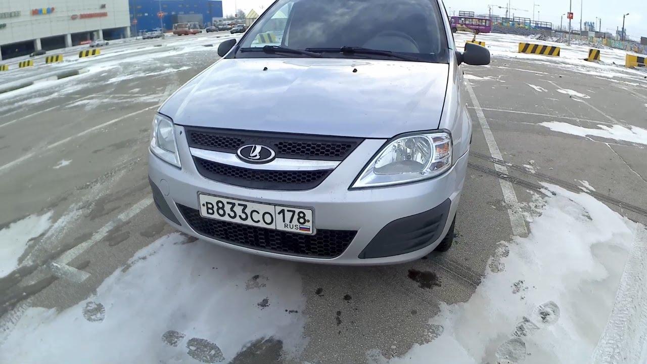 Lada Ларгус Краткий отзыв