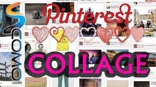 Cómo crear un collage en Pinterest
