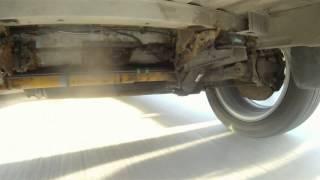 Xsara VTS rear axle