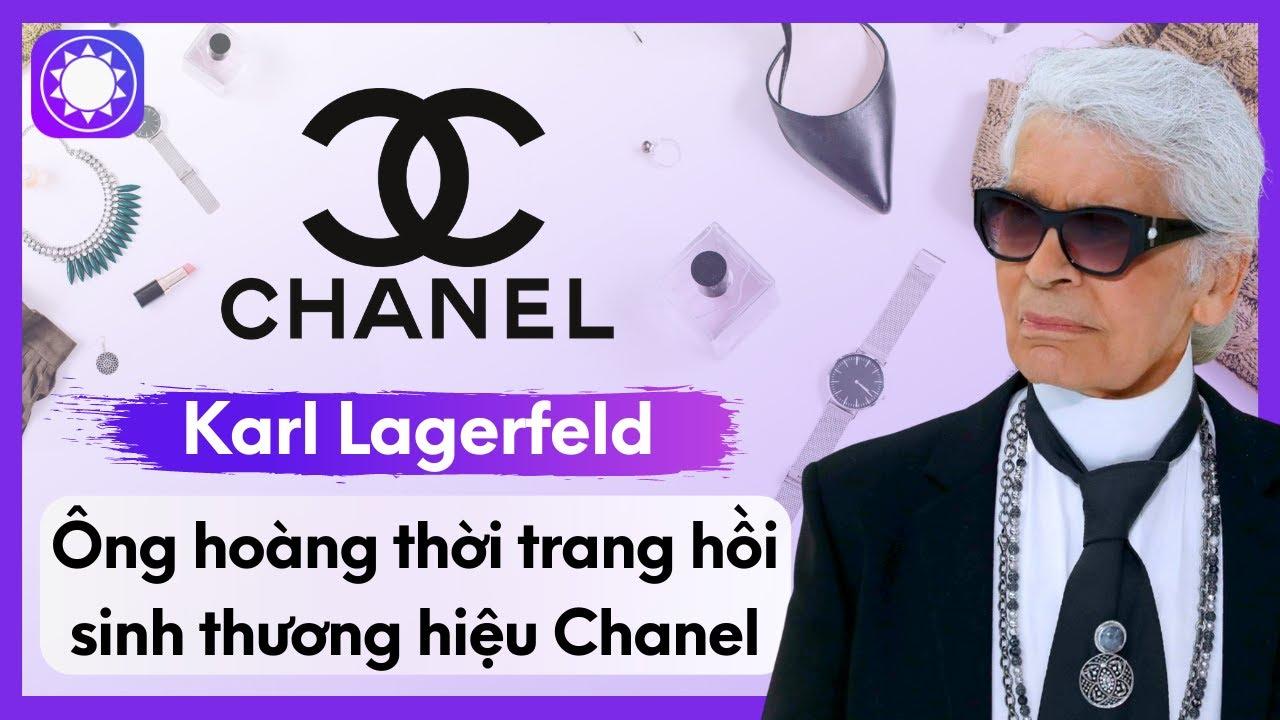 """Karl Lagerfeld – """"Ông Hoàng Thời Trang"""" Hồi Sinh Thương Hiệu Chanel"""