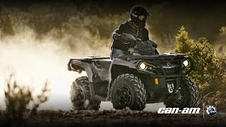 Can-Am 2016 Outlander