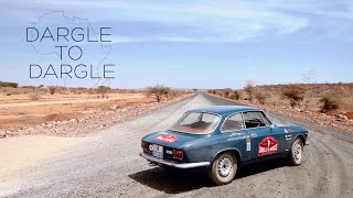 South Africa to Ireland in a Vintage Alfa (Dargle to Dargle) | Jethro Bronner