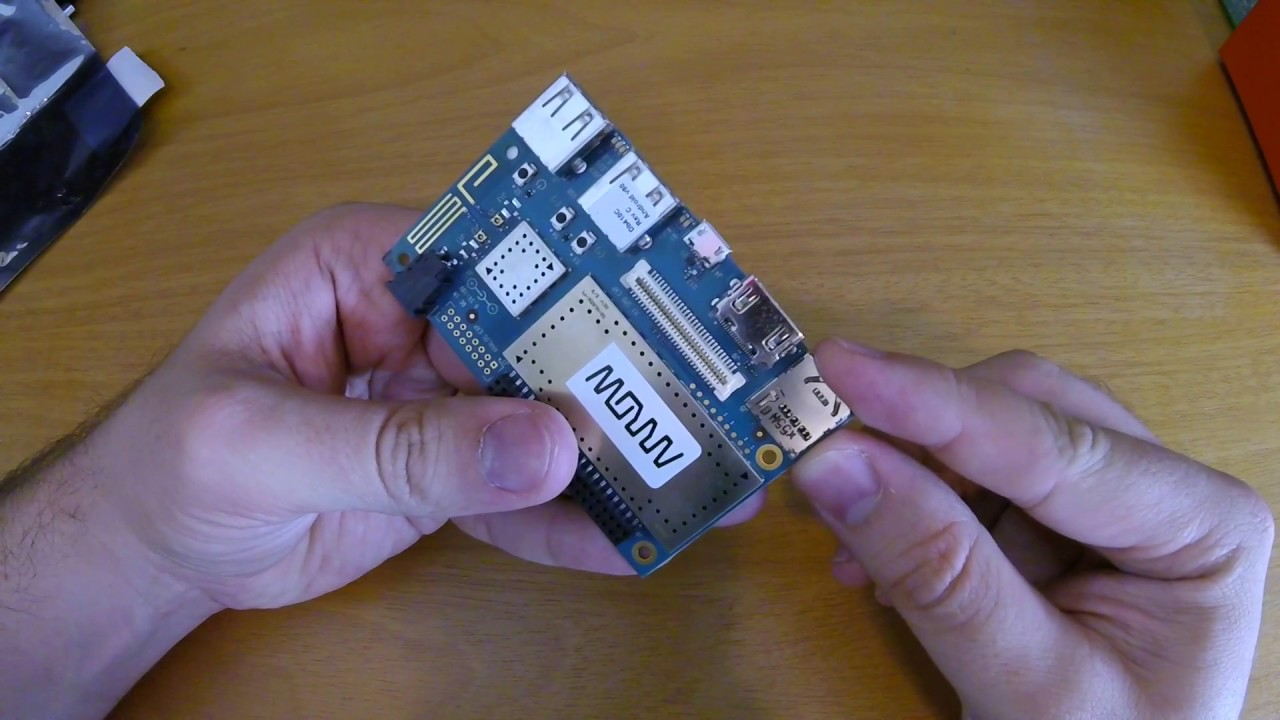 Review da Qualcomm DragonBoard 410c on
