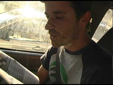 THE HIGH STRUNG:  WATCH ME SUSTAIN...clip: Josh Reads Profile, Las Vegas