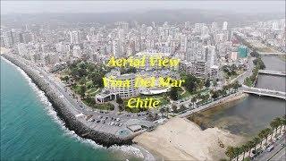 Vina Del Mar Aerial View