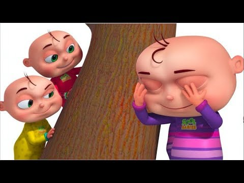 Hide And Seek Song | Videogyan 3D Rhymes | Original Song | Nursery Rhymes Collection