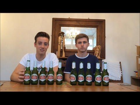 5 Beers in 5 Minutes Challenge (Vomit)