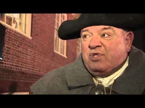 BOSTON MASSACRE REENACTMENT 2016