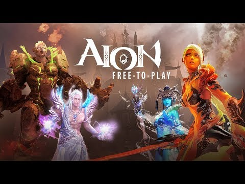 LIVE !! Aion Epic 5.1 Private Server Indonesia BUTUH SUPPORT !!