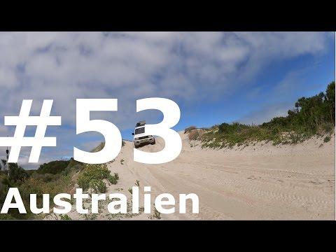 Am Strand fahren Richtung Adelaide || Work & Travel Australien #53