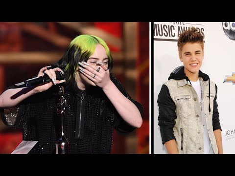Billie Eilish Almost Went to THERAPY Over Justin Bieber Obsession