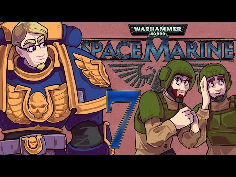ETA Plays! Space Marine Ep. 007 - The ManEmperor