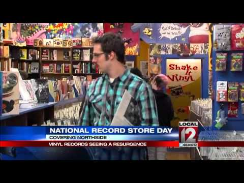 Attention all vinyl lovers: Saturday is National Record Store Day