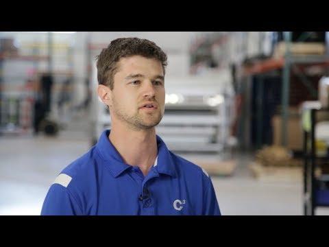 Meet Jeff - C3 Mechanical Engineer