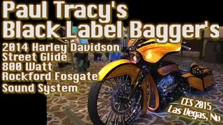 Paul Tracy's Black Label Baggers -