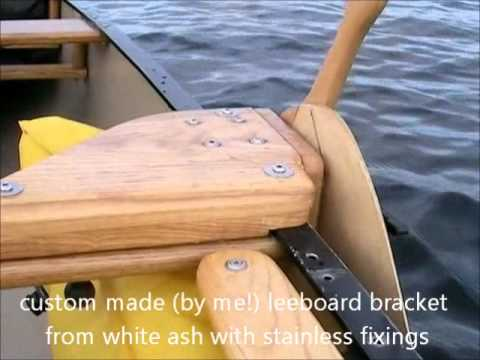 My sailing canoe and its features