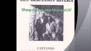 LOS HERMANOS RIVERA 45 RPM- NO CREO EN FLORES
