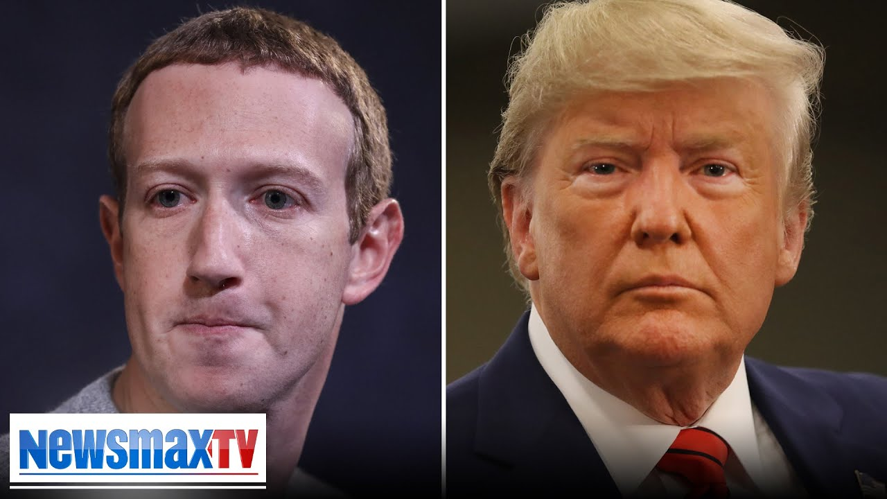 Trump: Facebook must pay the price
